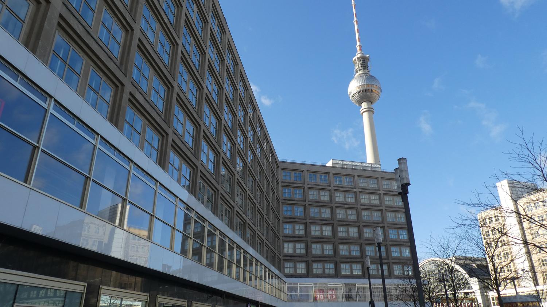 Historic Building and Alexanderturm