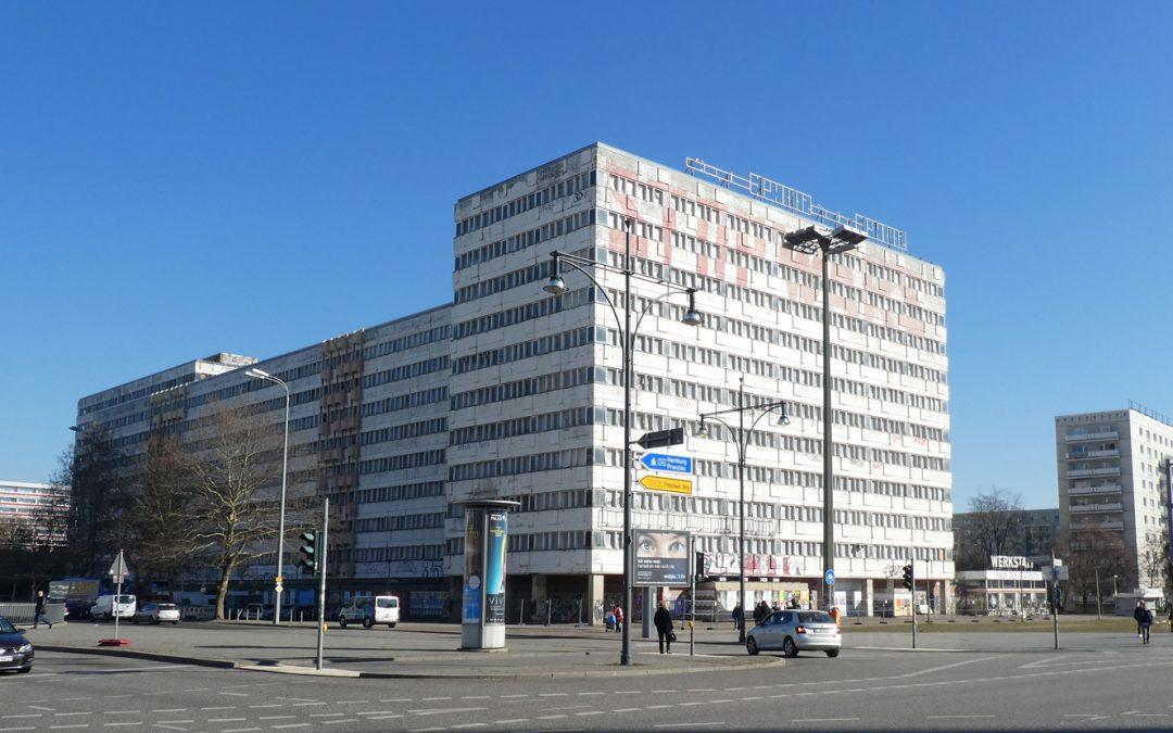 """Haus der Statistik (""""House of Statistics"""")"""